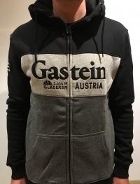 Gastein Jacke Black/ Grey